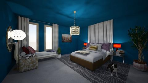 Kerry bedroom - Eclectic - by 11Kay11