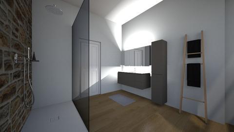 badkamer - Bathroom - by SuusOdijk