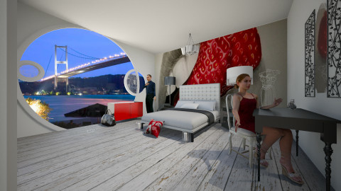 room4 - Bedroom - by tzwetelina_gitewa
