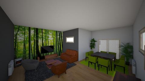Sala January 2020 - Living room - by mozca