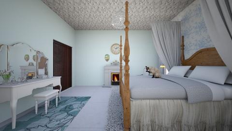 Dorm 2 - Bedroom - by Salkitiy