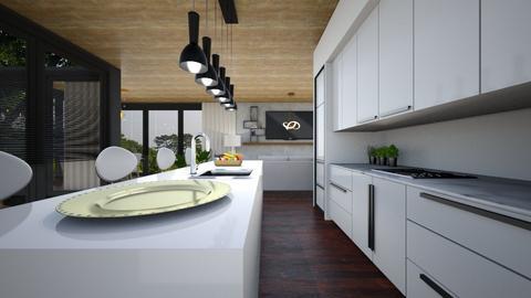 kitchen - by emilka4567890