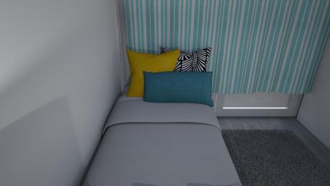 Sweet home - Feminine - Bedroom - by VulcanoGirl
