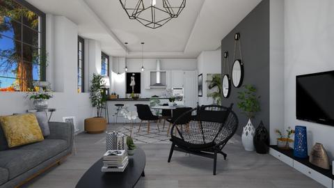 rfa - Living room - by likuna485