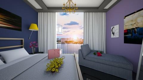 sweet like honey - Bedroom - by anirah