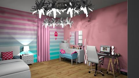 Family Home 24 - Kids room - by Stavroula Chatzina