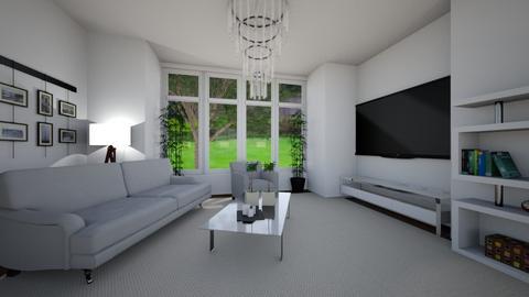Template Baywindow Room - Living room - by imgoodatusernames