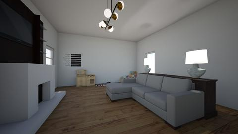Living Room - Living room - by OHNO2020