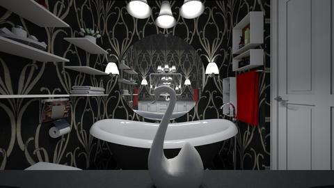 Simple Soak - Eclectic - Bathroom - by Theadora