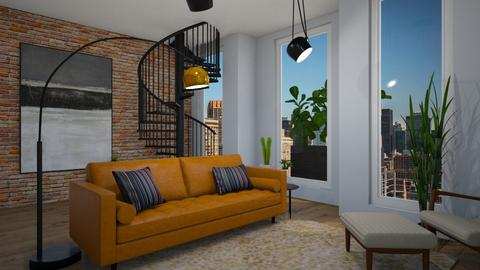 New yOrk - Modern - Living room - by 2008665