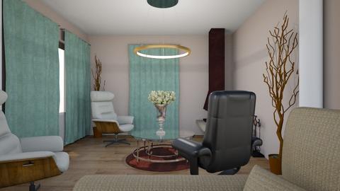 Woonkamer 7 - Living room - by gvdende