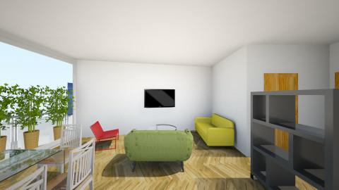 whole flat  kitchen flip4 - by markh11