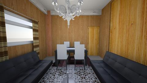 KyotoOkazaki - Retro - Living room - by PicoMirandola