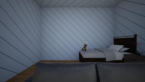 Tessa s Coole room - Bedroom - by Tessahoihoi