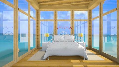 badroom in beaches - Country - Bedroom - by Karine Hakobayan