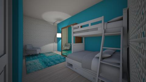 Weird - Bedroom - by Aqua13