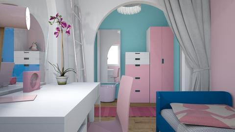 M E - Kids room - by chania