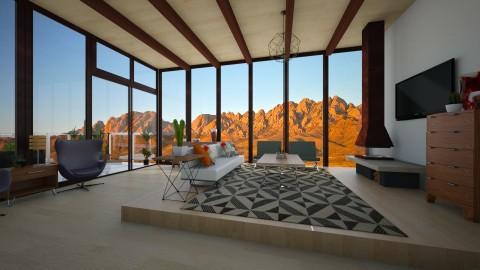 Desert Views - by maddys