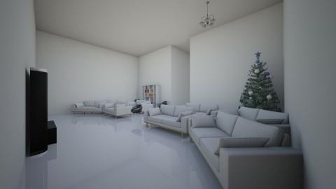 Modern apartmemt - by sophandlay
