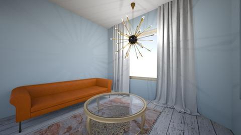 Calomfirescu13 - Modern - Living room - by LauraBreaban