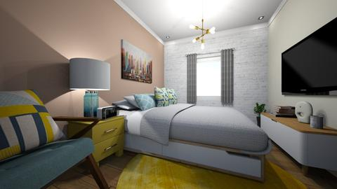 Bedroom Renovation - Bedroom - by DesignAtelier