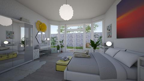 hannahs room - Feminine - Bedroom - by katsumi1016