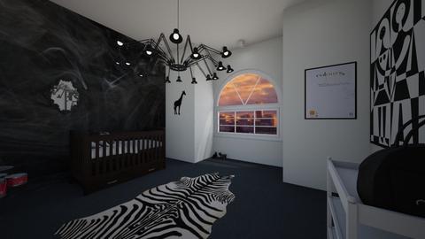 Babies room - Kids room - by nicolaswiggins