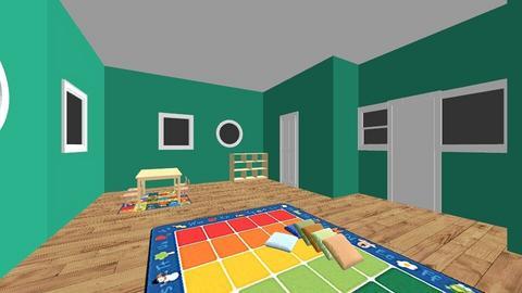 Mrs Roarks Room  - Kids room - by YBVGRNUDNPTJKXPBKNRJTNDYLLXBNFK
