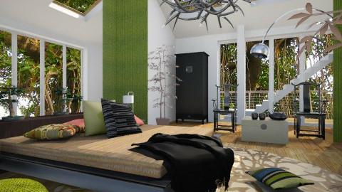 Tree - Bedroom - by chania