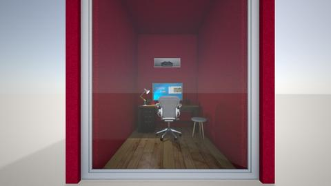 Editing Suite - Office - by bambuadam