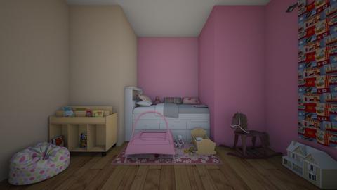 kids room 7to8 year old  - Kids room - by jessieunicorn2
