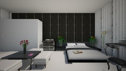Spavaca soba - Modern - Bedroom - by milicamima12345