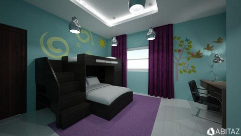 onyemara third room - Bedroom - by DMLights-user-1347648