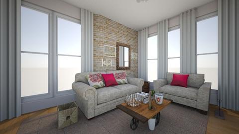 Southern Living  - Living room - by hannahgrva001