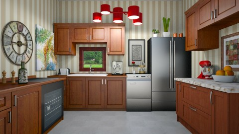 Kitchen6 - by VeroDale