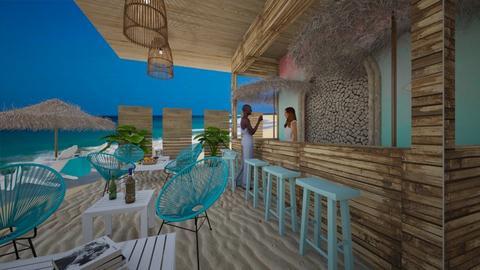 Beach Bar - by rebsrebsmmg