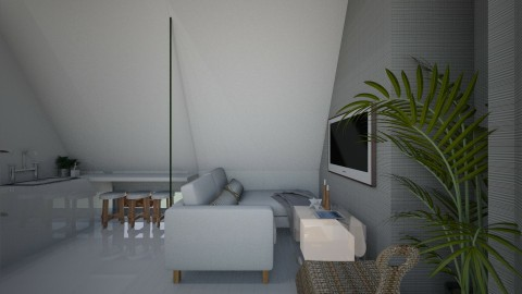 Casa150LivingRoom - Eclectic - Living room - by nickynunes