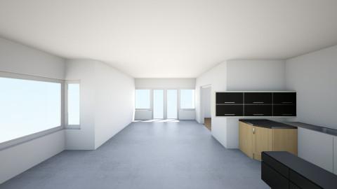 Ground Floor - Kitchen - by derekdwhite12