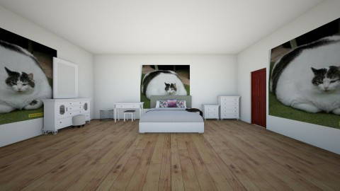 DREAM ROOM - Classic - Bedroom - by Cheyenne Stephenson