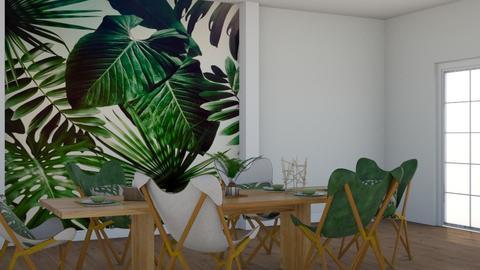 artisan flooring - Dining room - by georgiarafferty14