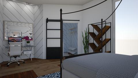Jennifers bedroom - Bedroom - by susiekohl032