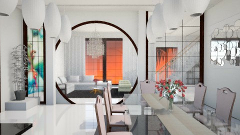 House O_O - Modern - by Chelsea Avelino