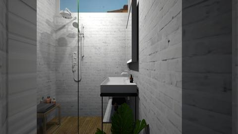 Casa211Bathroom - Eclectic - Bathroom - by nickynunes