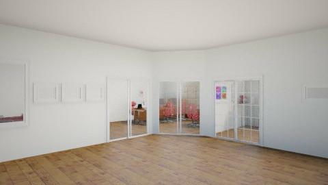 office door - Minimal - Office - by amarah