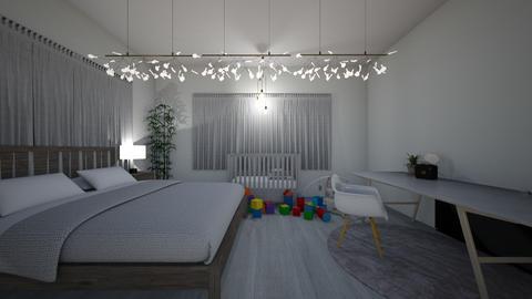 M O T H E R S  L I F E  - Rustic - Bedroom - by makaylalijahj