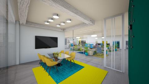 office metting 2 - Office - by LexaQ