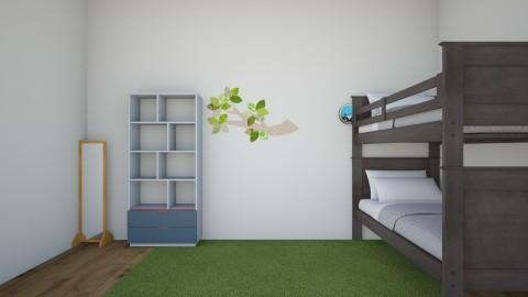 first kids room - Modern - Kids room - by zhc856