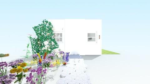 Outside - Garden - by SugarQueen