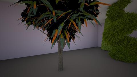 Alex - Garden - by agilekitten