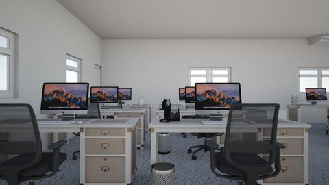 Chinsan2 - Office - by Hanedaz